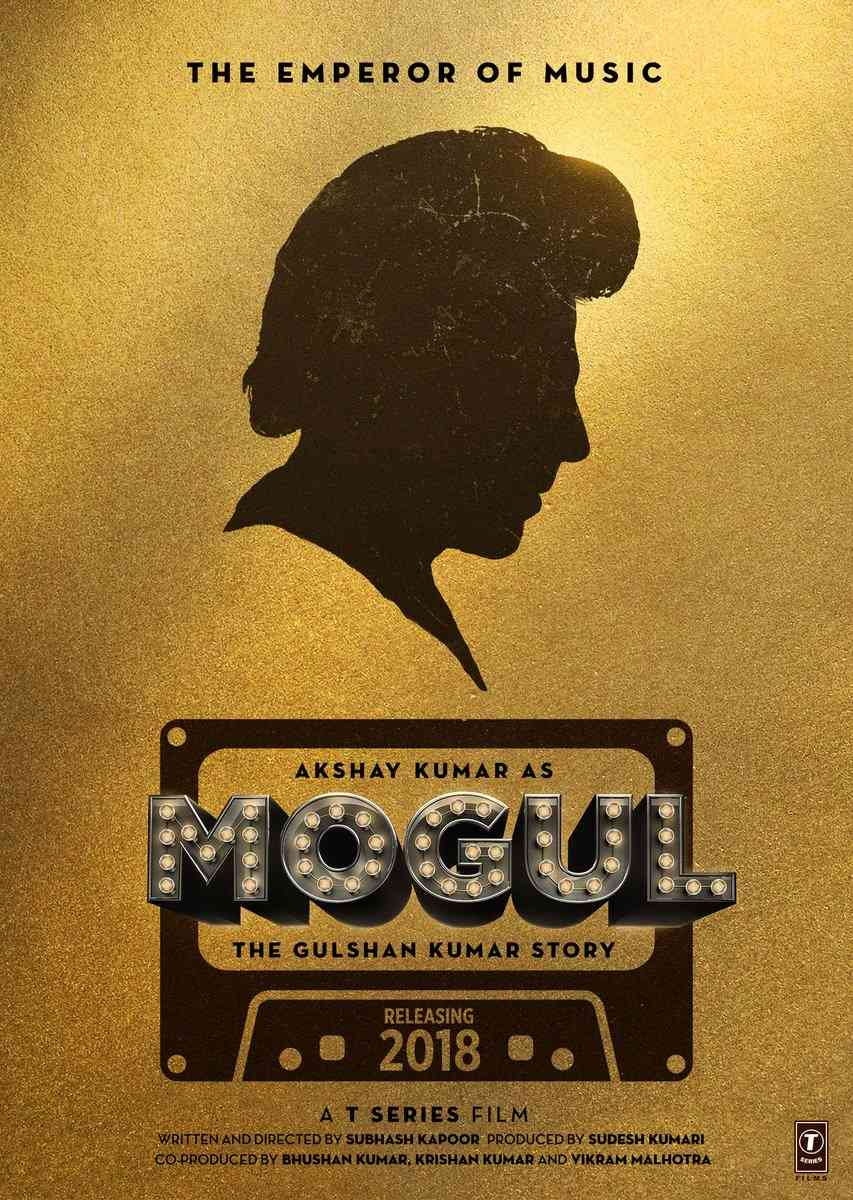 First look poster of Gulshan Kumar biopic Mogul