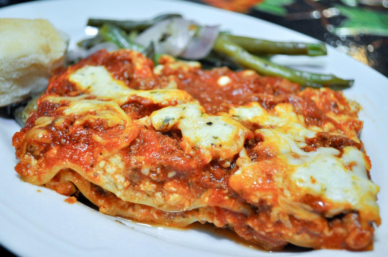 The Joy Of Everyday Cooking Easy Lasagna