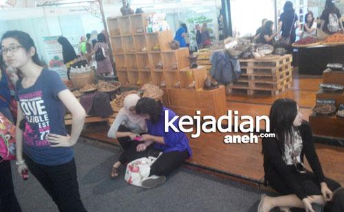 Wisata Kuliner Nusantara Pameran Produk Dalam Negeri di Lapangan Banteng