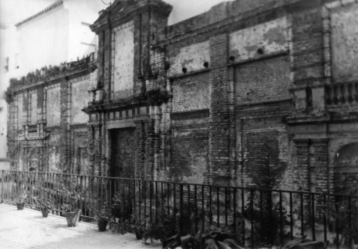 Palacio de los Marqueses de la Algaba Sevilla