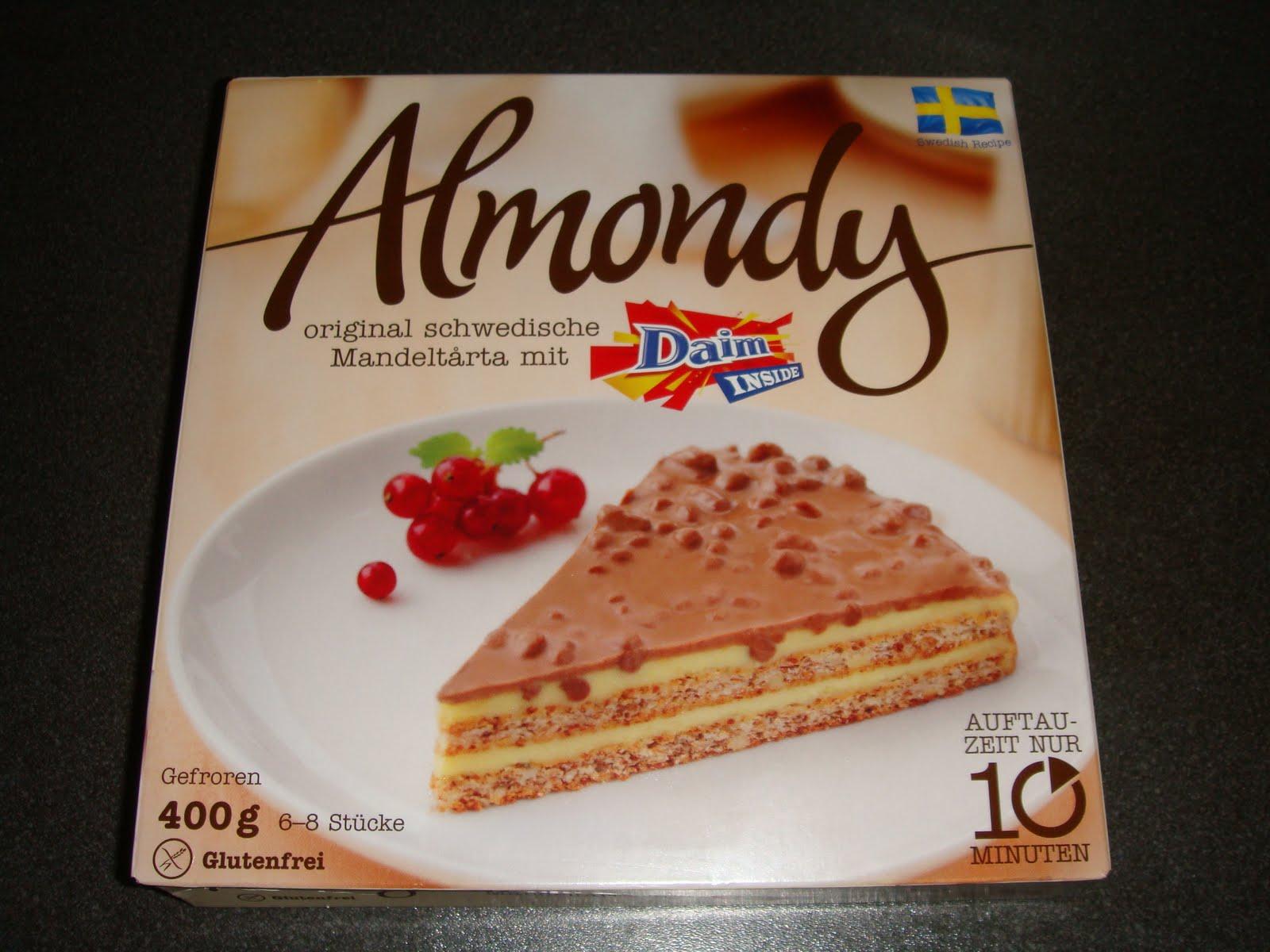 In a nutshell.: Ikea's Almondy Daim Cake