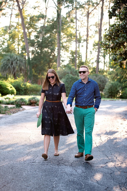 Couples' Preppy Style