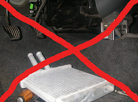 не снимать радиатор
