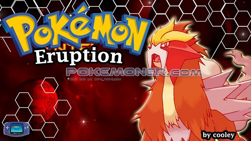 Pokemon Eruption