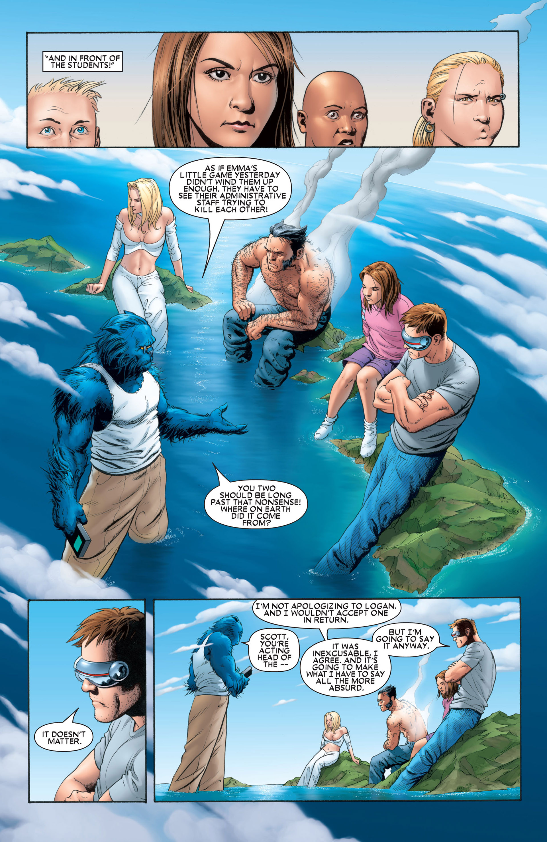 Astonishing X-Men (2004) issue 1 - Page 14