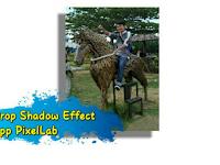 Cara Membuat Efek Foto Drop Shadow dengan Pixellab di Android