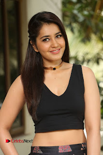 Actress Rashi Khanna Pictures at Hyper Movie Interview 0008