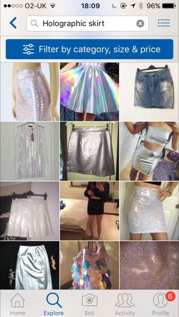 228780c9b Top Tips For Buying & Selling Clothes On Depop - British Mermaid ...