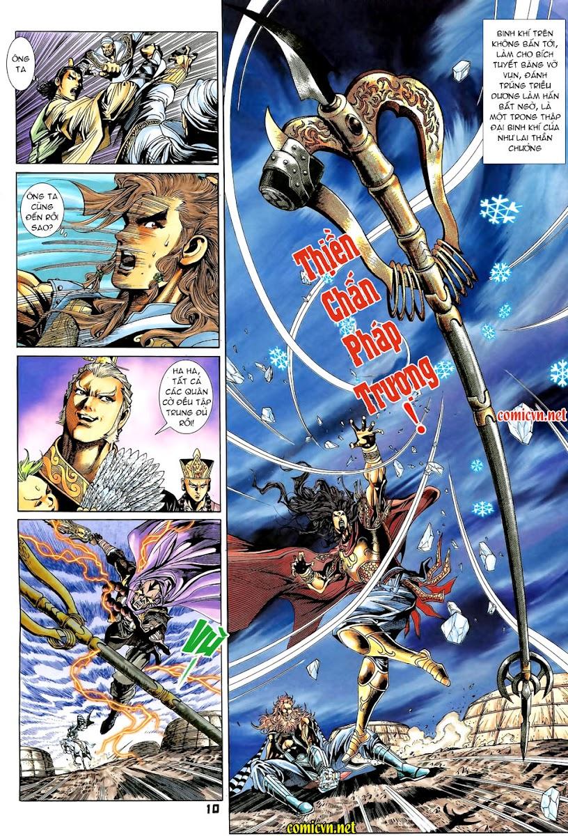Đại Đường Uy Long chapter 92 trang 10