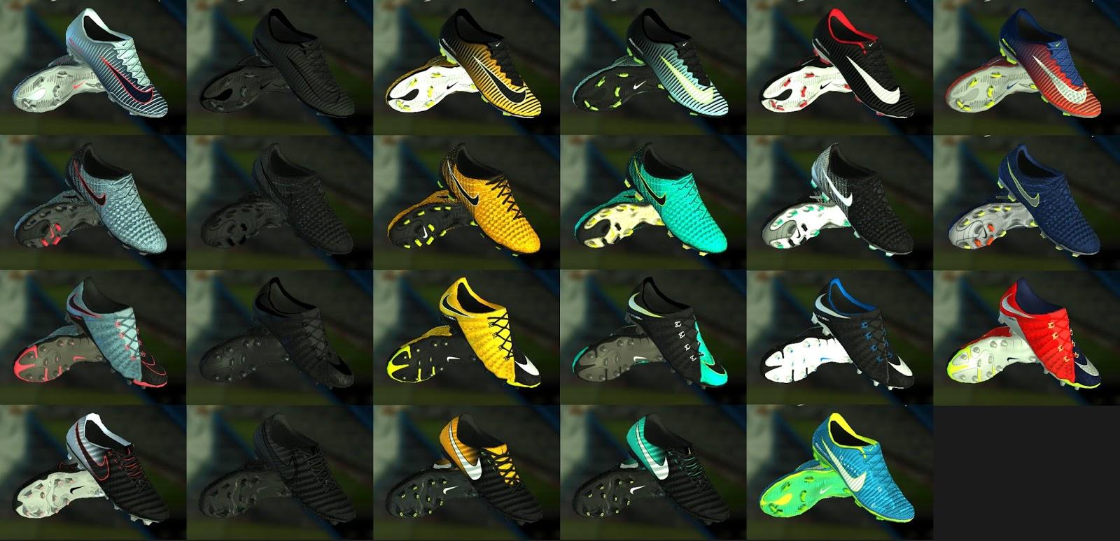 PES 2013 Nike bootpack by Jayk