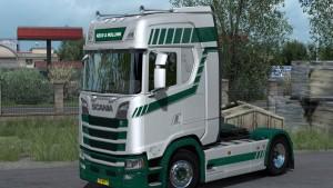 Scania S Keus & Mollink Skin