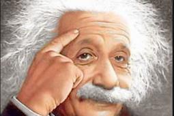 Penjelasan tentang Albert Einstein (1879-1955)  Sang penemu teori relativitas