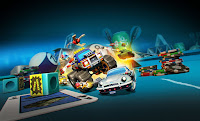Micro Machines World Series Game Screenshot 1