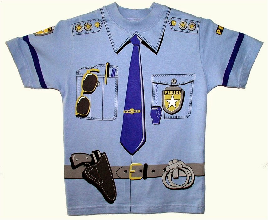poliströja vuxen