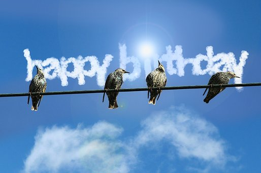 happy birthday our dear clients