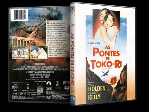 Capa DVD As Pontes de Toko-Ri (Oficial)