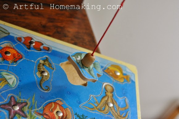 Fine Motor Coordination: Keeping Little Ones Hands Busy. magnetic fishing puzzle