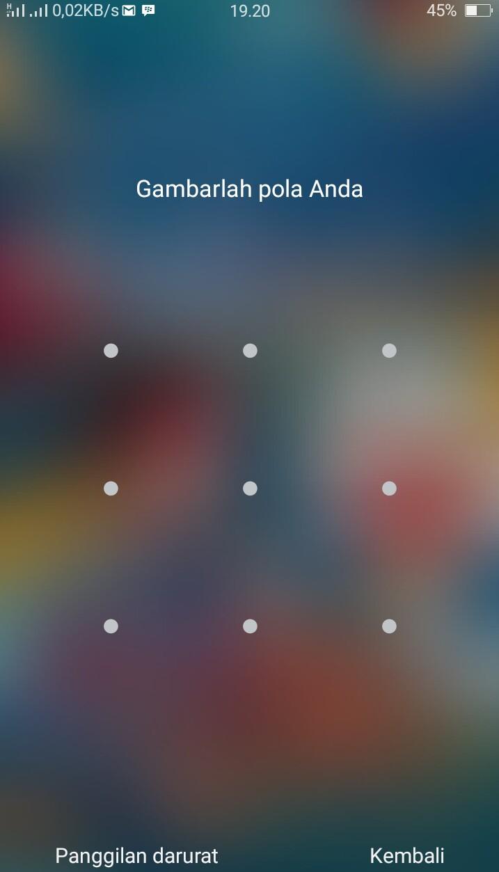 Cara Mengatasi Lupa Pola Kunci Password Oppo A57 Phone Tekno