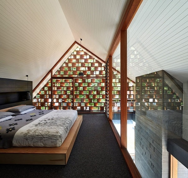 thiết kế nhà với phong cách bungalow