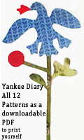 BUY ALL THE YANKEE DIARY PATTERNS AS A PDF