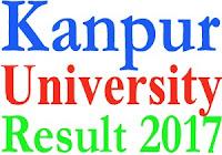kanpuruniversity.org 2017 UG/PG Result