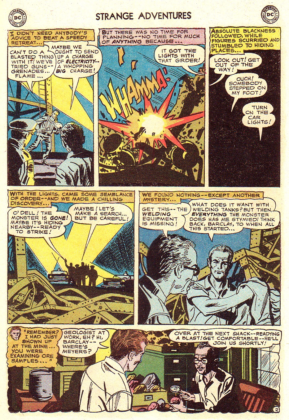 Strange Adventures (1950) issue 181 - Page 25