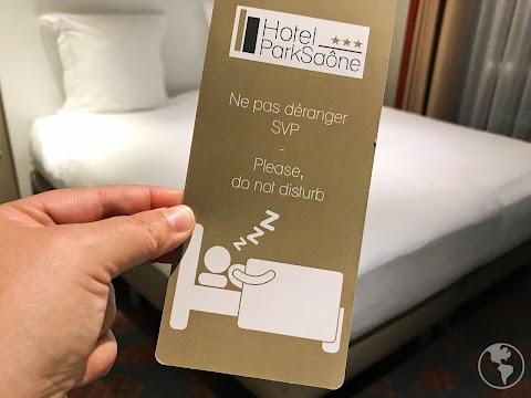 Hotel ParkSaône | Hospedagem com excelente gastronomia em Lyon
