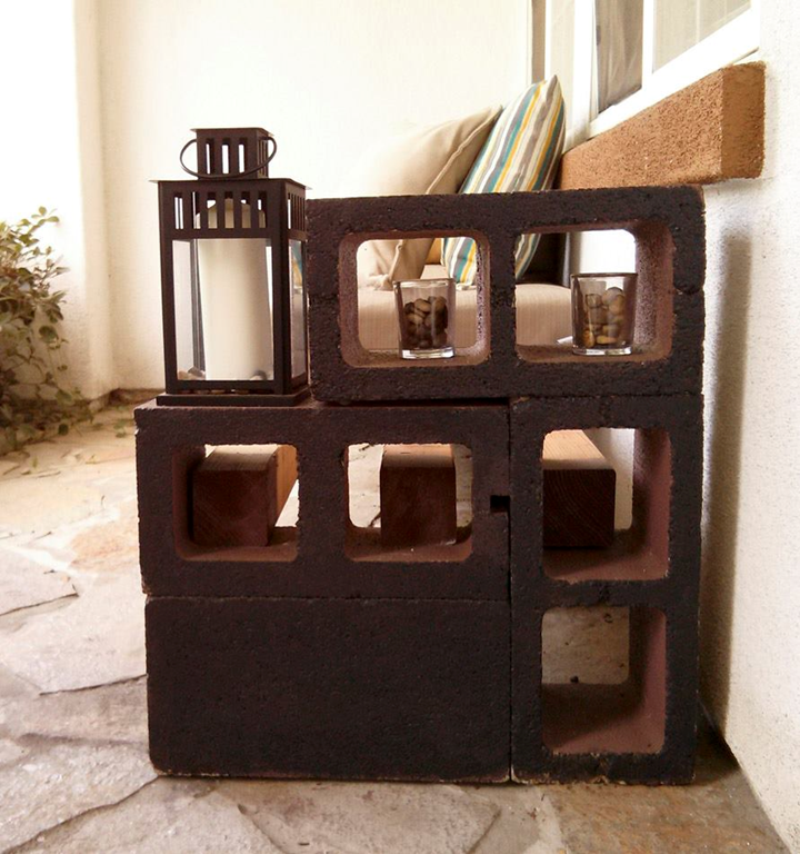 Say goodbye to expensive furniture and say hello to the beautiful world of cinder block. These creations combined with low budget of materials, it turns out that there are lots of things that you can make with these cinder blocks to give your home and garden a surprisingly wonderful upgrade. Here are the following tips and tricks might just surprise you.