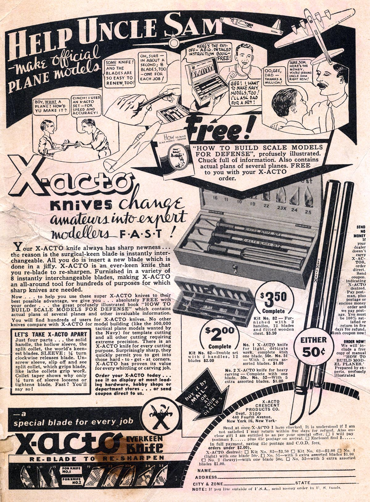 Read online All-American Comics (1939) comic -  Issue #60 - 51
