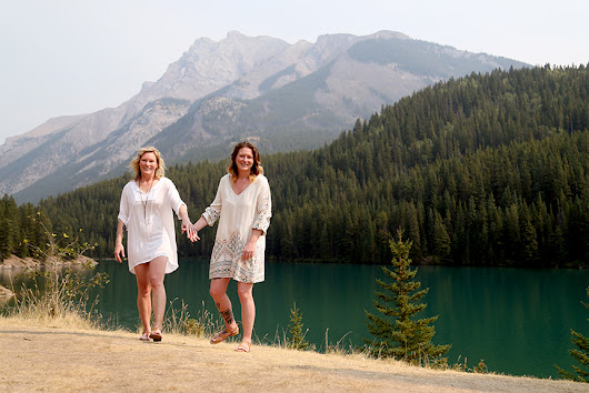 Elope in Banff: Elope in Banff / Lake Louise, Destination Elopement Wedding Planner