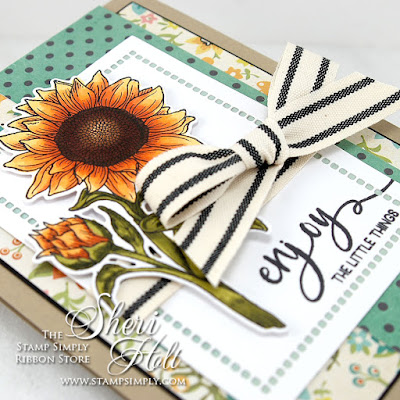 Stamp Simply Farmhouse Simple Sentiments