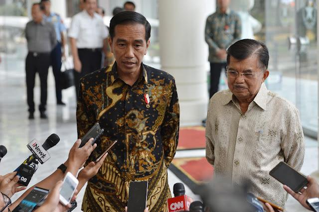 JK Siap Bantu Pemerintahan Jokowi Bila Terpilih di Pilpres 2019