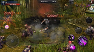 Game online Shadowblood Android mod apk