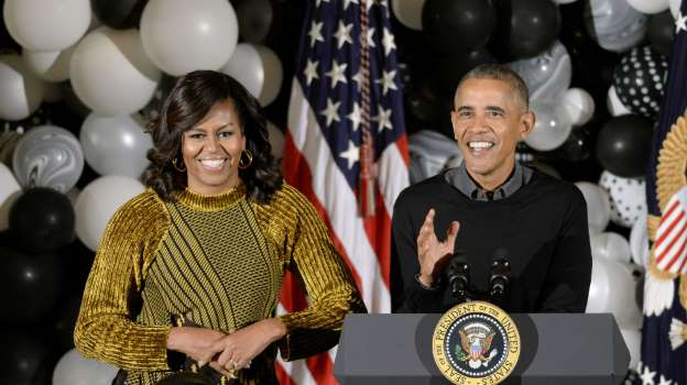 Obama: 'Michelle will never run for office'