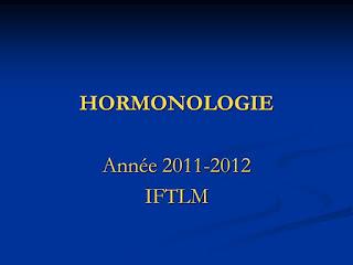 HORMONOLOGIE .pdf