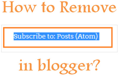 Subscribe to Post Atom solved