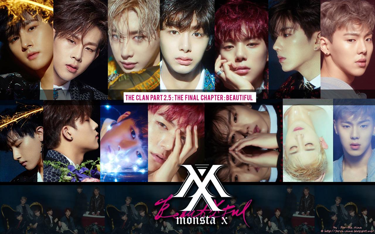 K Pop Lover Monsta X The Clan Part 2 5 The Final Chapter