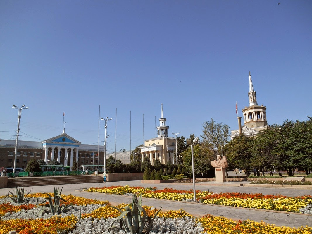 bishkek kyrgyzstan