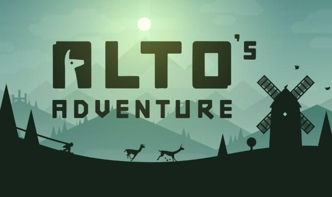 Game Android Offline Terbaik Sepanjang Masa - Alto's Adventure