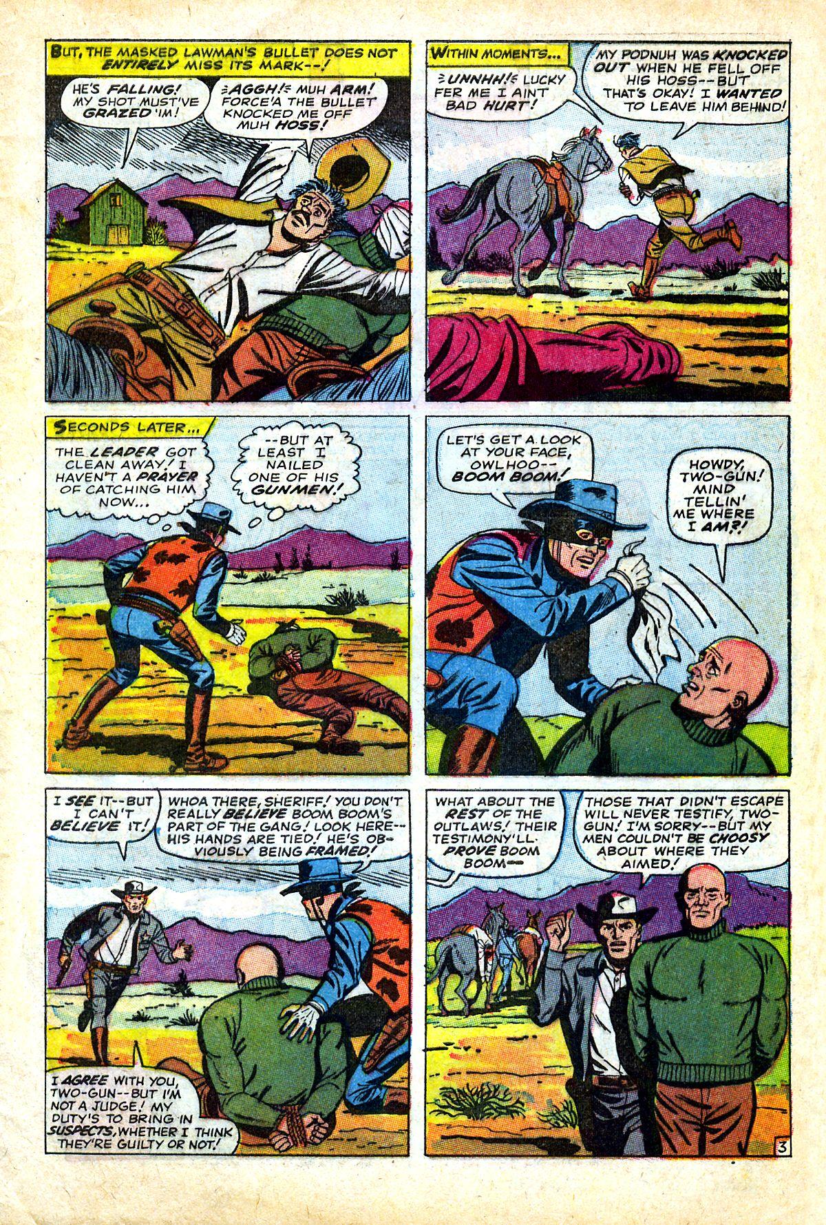 Read online Two-Gun Kid comic -  Issue #90 - 5