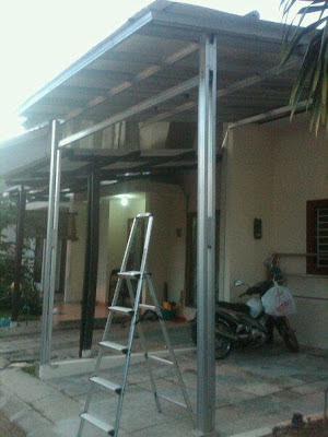 Kanopi Baja Ringan Bekasi Utara Murah Di Bandung 081394632893:cv ...