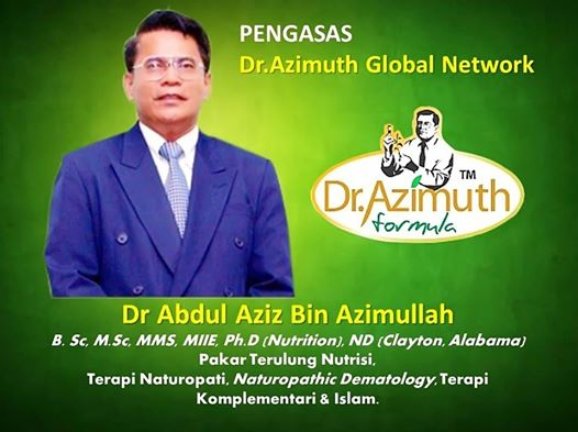 Pengasas Dr.Azimuth Formula