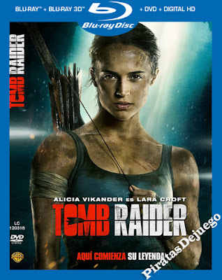 Tomb Raider (2018) HD 1080p Latino