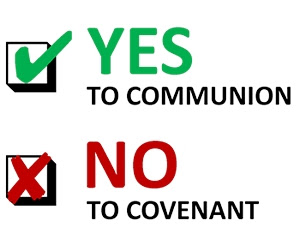 Yes To Communion