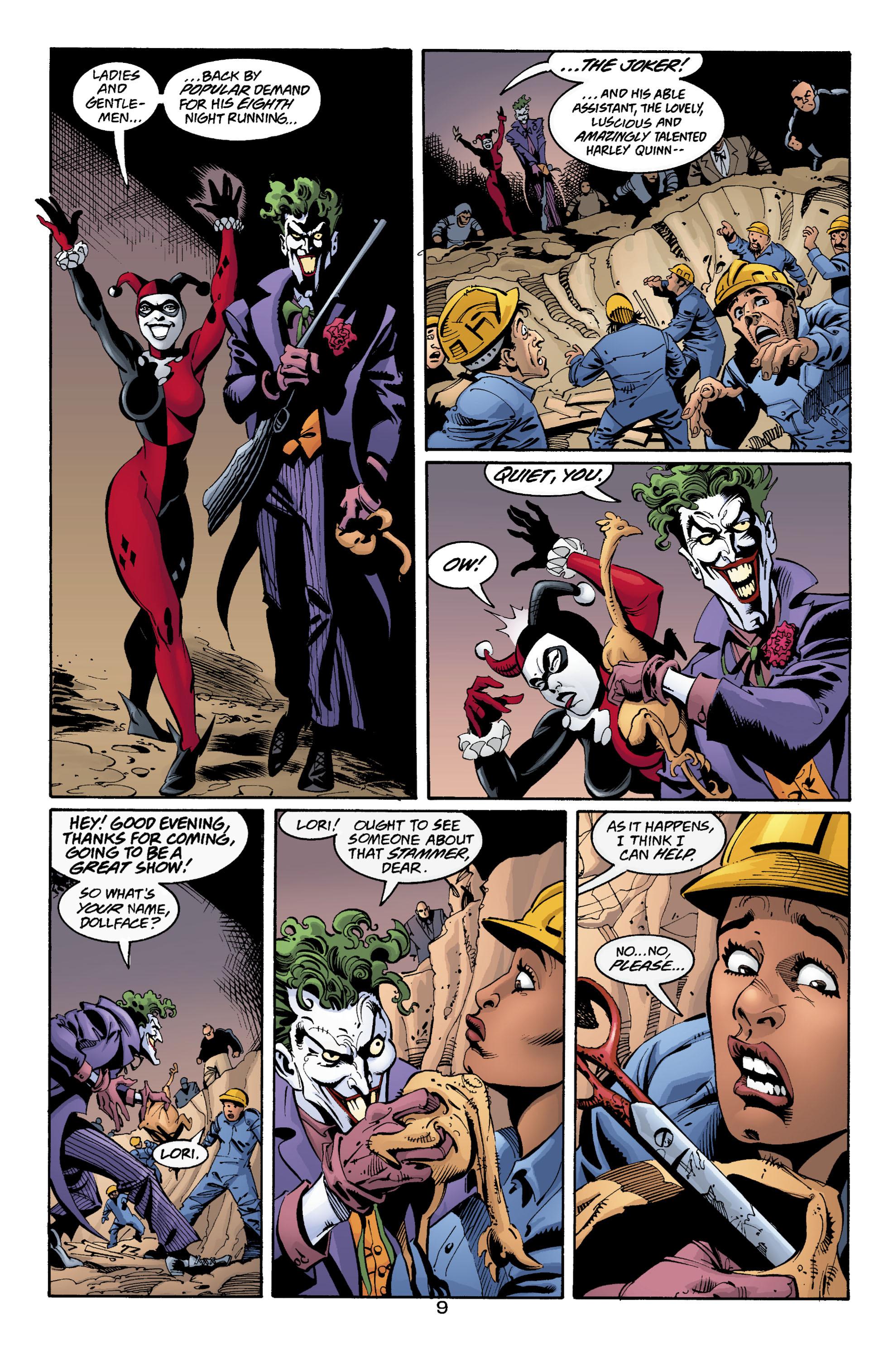 Detective Comics (1937) 740 Page 9
