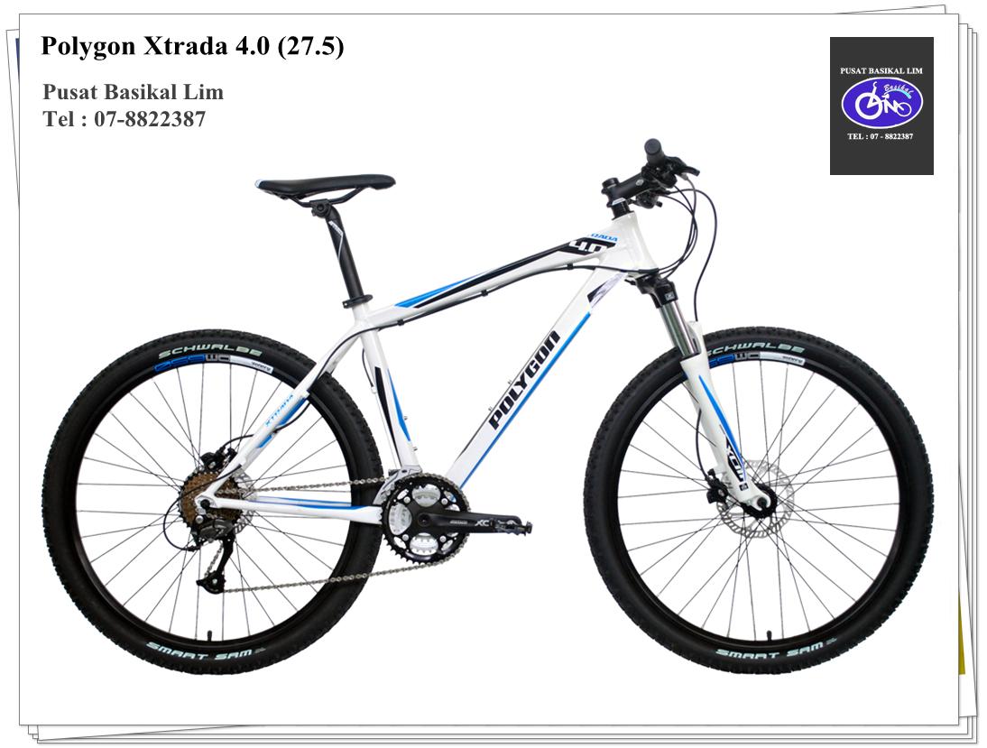 _ Polygon Xtrada 4.0 (27.5) 2014 model