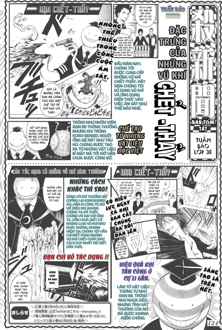 Ansatsu Kyoushitsu chap 29 trang 3