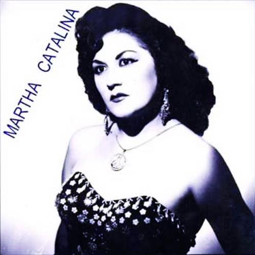 Lyrics de Martha Catalina