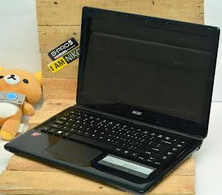 Acer E1 422   Laptop Gaming Bekas