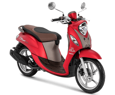 Yamaha Fino 125 Blue Core 2019